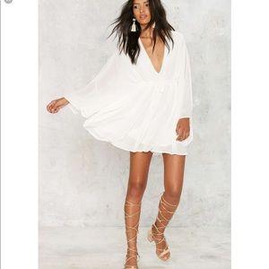 🛑2️⃣Ambrosia plunging mini dress